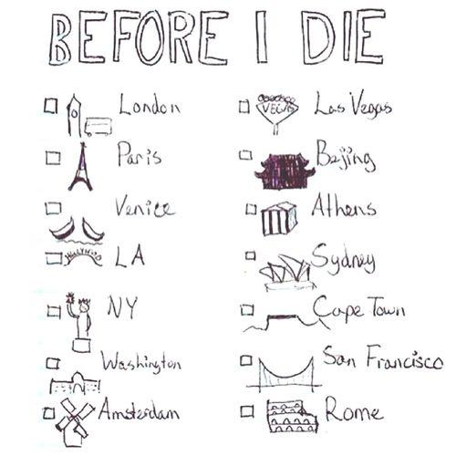 My Goal  Travel Aroundtheworld Dreams