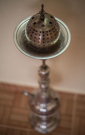 Arabic shisha bong Bong Shisha Bong Shisha Time Shisha Domestic Room Home Interior Close-up Steel