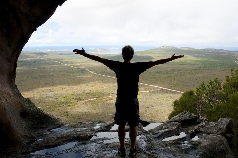 Frenchman Peak - Cape Le Grand National Park - Australia Australia Cape Le Grand Esperance Frenchman Peak National Park Summit