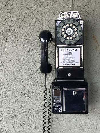 Old Telephone Telephone Pay Phone Call Home Communication Talk PhonePhotography Phone Phones