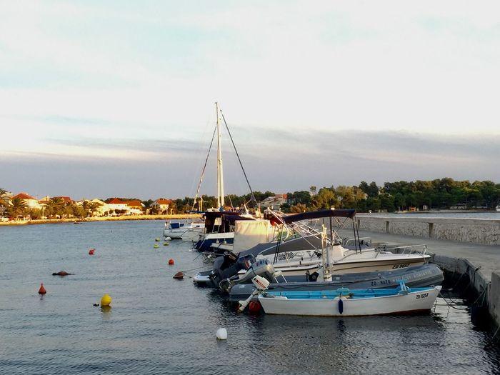 Boat Croatia Harbor Mast Nautical Vessel Outdoors Sailboat Sailing Sailing Boat Sea Transportation Water Yacht
