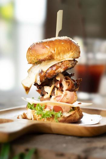 High Hamburger