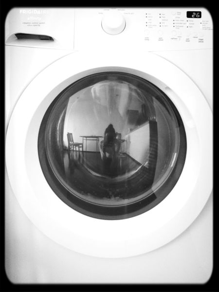 Morning Home Sweet Home Laundry