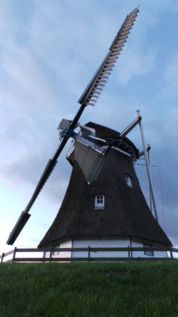 Smartphonephotography Windmill Of The Day No People