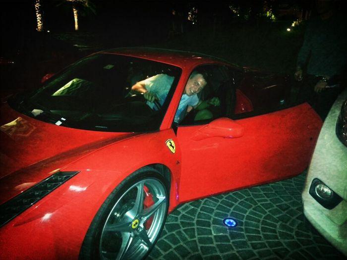Ferrari f458 650ps...yeha