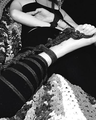Bliss. Woman Woman Portrait Erotic_photo Erotık Sensual_photo Fetish Raw Emotional Emotions Escape Escaping Boudoir Boudoir Photography Sensual_woman Love Rope