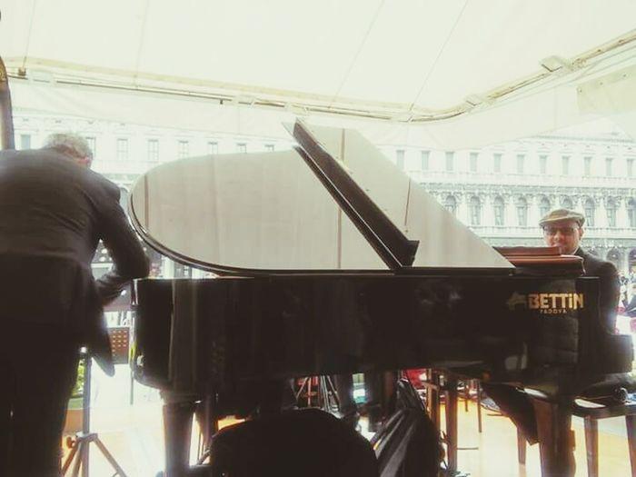 Pianoforte Piazza San Marco Venezia