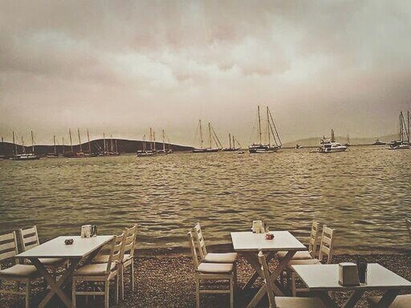 Peaceful Getaway Harbour Town SeasideBodrum, Turkey Backpacking