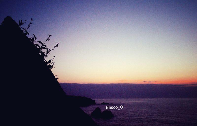 Moments... Relax.. Cantabria SPAIN España🇪🇸 Blisco_O BliscoO 2018 Nature Photography EyeEm Nature Lover Atardecer Atardecer En La Playa Olympus E-30 Sunset Water Beach Silhouette Sky Horizon Over Water Summer Exploratorium