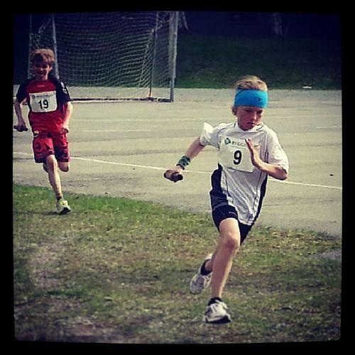 Stj ørnastafett Myson Infront Fast running @xxrobswordxx