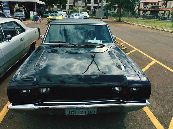 Car Vintage Cars Dodge Challenger Dodgecharger Seventeen