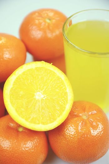 Sweet Orange Orange Juice  Orange - Fruit Fresh Drink Liquid Tropical Taste Health Breakfast Glass