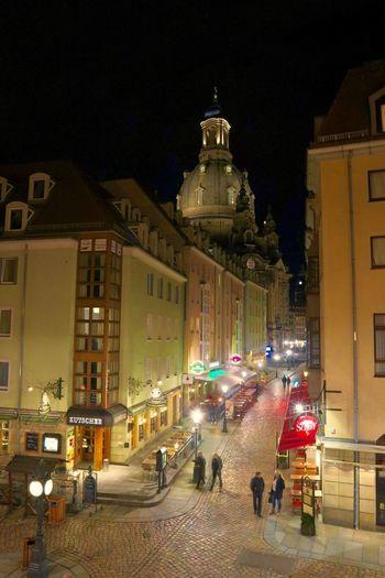 Nightphotography Saxony