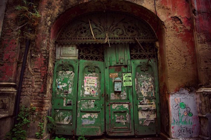 Abandoned Buildings Abandoned Places Abondoned House Architecture Building Exterior Built Structure Calcuttadiaries Close-up Day Door Entrance EyeEm EyeEm Gallery Gate India Indian Street KolkataStreets North Calcu Old Buildings Old House Old Town Outdoors