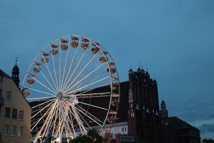 Riesenrad Stadtfest Nice Day That's Me Hello World Relaxing Enjoying Life