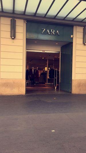 Zara Shopping ♡ Vintage Shopping Love Shop