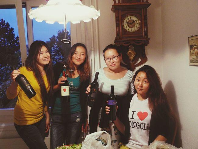 St.gallen Wine Wein Vino Vin Home Party