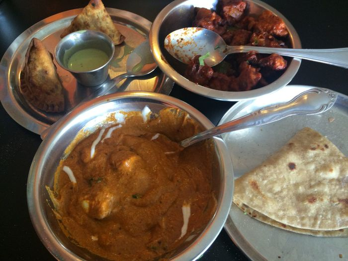 Comidas Curry CurrySultan Food Food And Drink Foodie Indianfood Indulgence Monterrey Rotis Bread Temptation