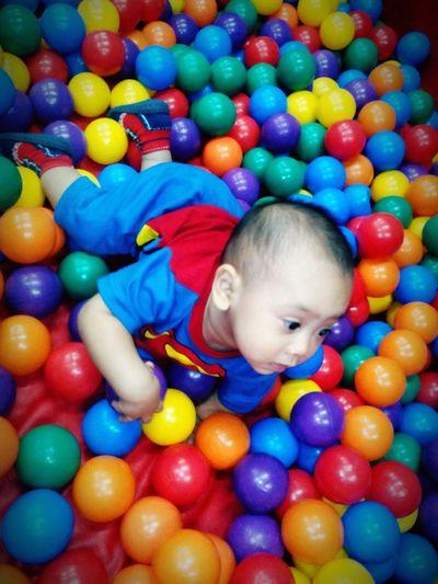 It's my Superboy! First Eyeem Photo