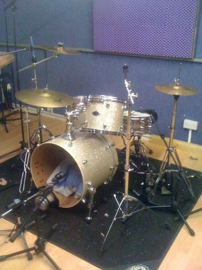 Bit Of My Drum Kit