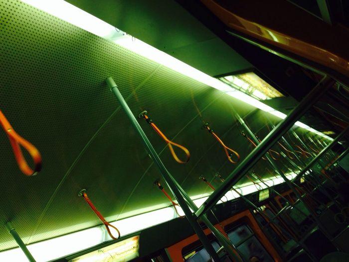 Riding the tube in Vienna Hello World Taking Photos
