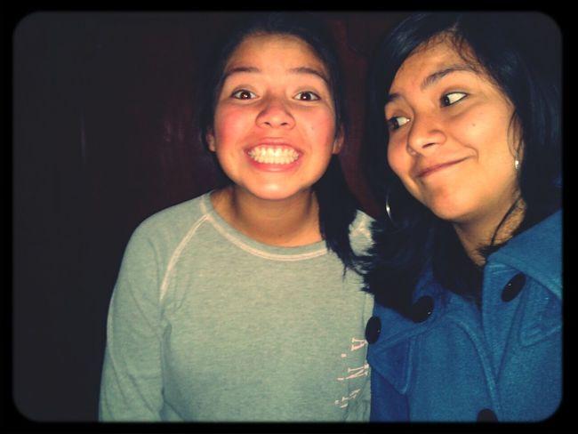 Girls Crazy Smile