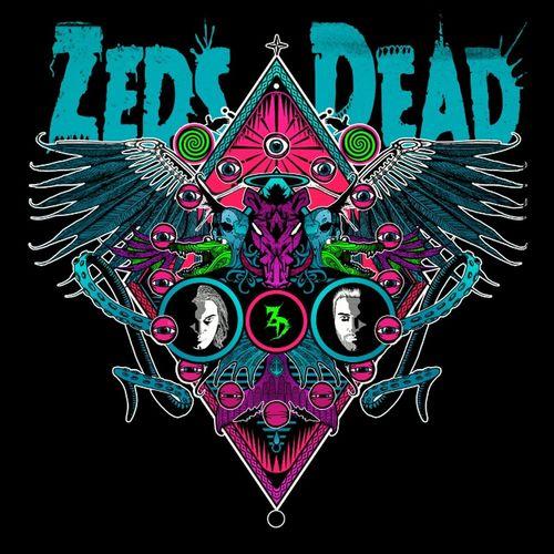 Musicians. Dubstep Zeds Dead Corey