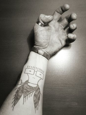 Dirty fist open Tattoo Hand Hand Tattoo Handtattoo Milo Descendents Blackandwhite Black And White Black & White Blackandwhite Photography Bnw_collection Bnw Bnwphotography Black And White Photography My Hand  Handfetish Self Portrait Selfportrait Selfie ✌ Human Body Part Human Hand Indoors  Close-up People One Person Adult Adults Only One Man Only Only Men Ink
