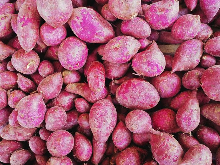 Sweet potato background texture Texture Potato Sweet Raw Wallpaper Backgrounds Full Frame Close-up Food And Drink