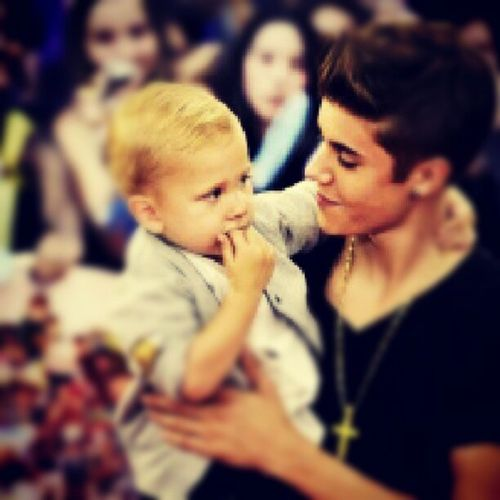 Justin Adorable Justinbieberlover Jaxon ilovethem