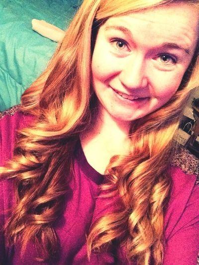 Curly Hairrr.