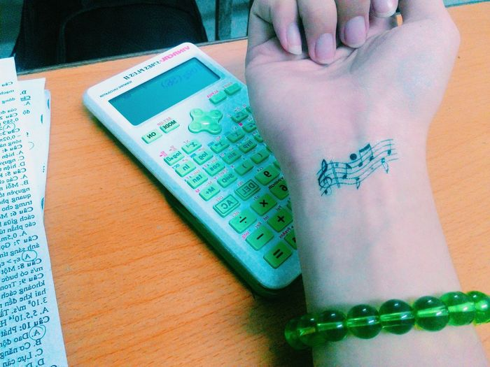 Yaaaa ❤❤ 화이팅💪 Chaiyo💪 Fighting💪 Be Strong Girl Còn 2 Môn Nữa Thôi Vinacal Calculator Green Tatoo Kid