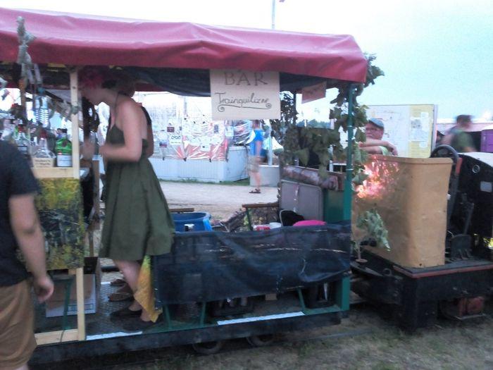 Wagon Bar CCCamp Cccamp15
