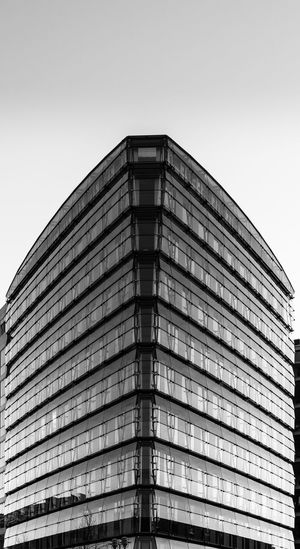 Architecture Berlin Berlin Photography Black And White Blackandwhite Building Exterior Built Structure City City Life Day Glass Low Angle View No People Outdoors Reflection Schwarzweiß GERMANY🇩🇪DEUTSCHERLAND@ EyeEm Best Shots EyeEm Gallery