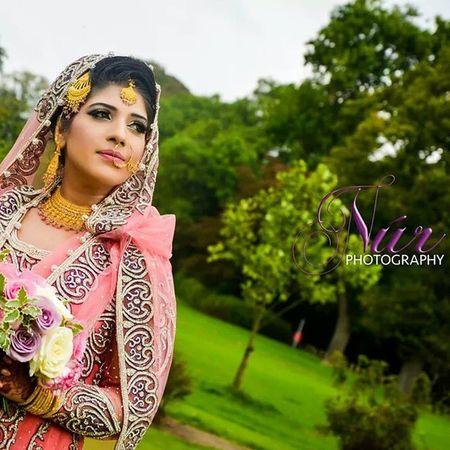 AsianWedding Photography by NurPhotography Bradford UK WeddingPhotography Bride Photographer
