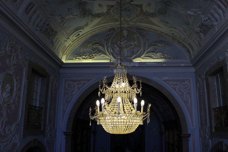 Historical Sights Palace Palácio Do Marquês De Pombal