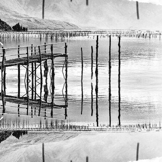 Reflections Nikonfr Igersasia Igersvietnam Vietnam Lake Reflection Mirror Reflect Picsoftheday Pictures Art Beautiful Capture Instagramtags Webstagram Blackandwhite Black Bnw Inception Reflection ASIA