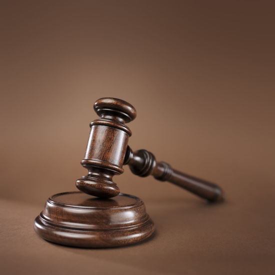 Sound Board Gavel Judge - Law Justice - Concept Law Lawn Legal System Legal Trial Legislation Mahogany No People Wooden