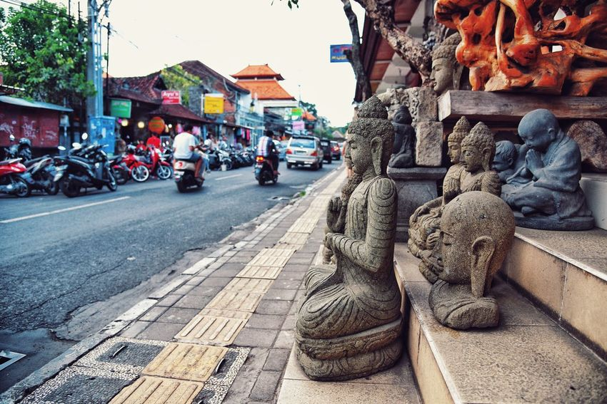 Feel The Journey Original Experiences Temple Bali Buddha Buddhism Statue Battle Of The Cities