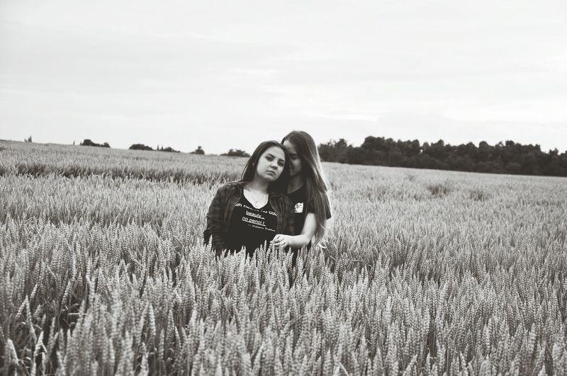 EyeEm Selects Summer сестры краснодар кубань 7летразлуки душа Sky Nature Young Women EyeEmNewHere