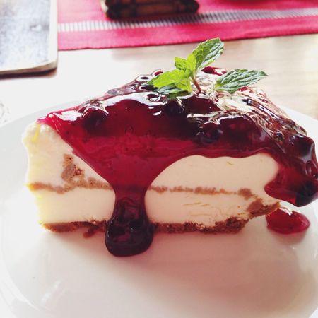 Blueberry Cheesecake ?