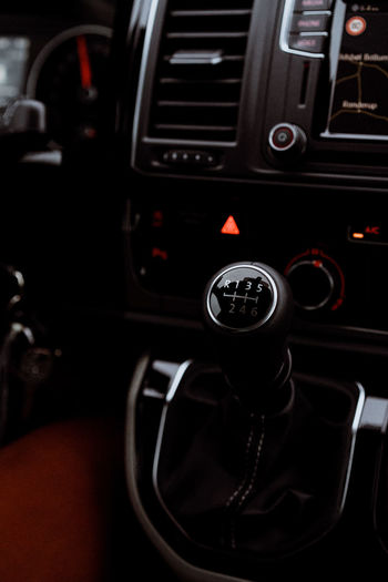 Black Color Car Car Interior Close-up Control Control Panel Dashboard Digital Camera Gearshift Indoors  Land Vehicle Luxury Mode Of Transportation Motor Vehicle No People Number Push Button Selective Focus Speedometer Steering Wheel Technology Transportation Vehicle Interior