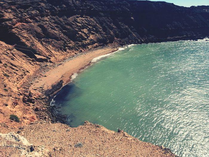 Une petite plage paradisiaque Taking Photos