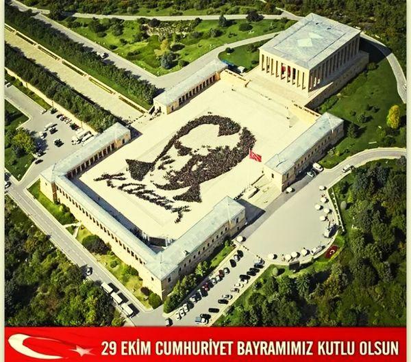 CumhuriyetBayrami 29ekim1923 Atatürk