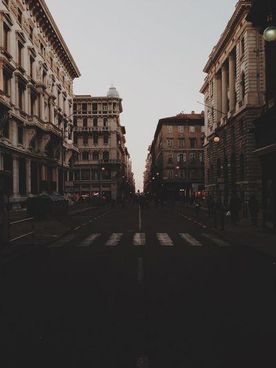 Trieste VSCO Cam