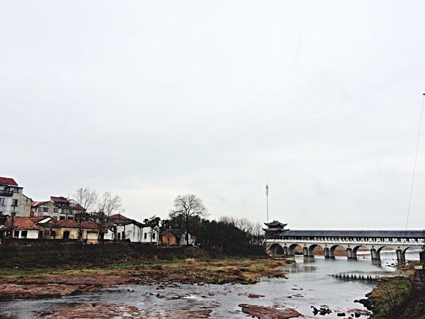 town Bridge Country Jinhua Zhejiang,China 江南