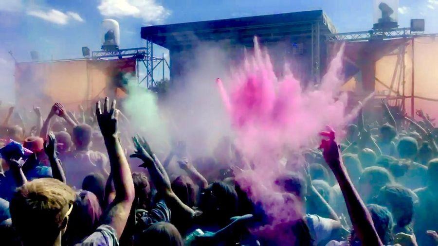 Holigaudy Holigaudyfestivalofcolours Colouryourday Summer Colours