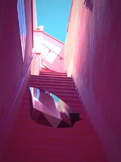 Object From Nowhere Colour Of Life Geometrical Patterns Framed Architecture Hiden Art Pivotal Ideas