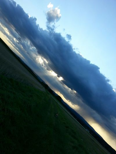 über Den Wolken Muss Die Freiheit Wohl Grenzenlos Sein Beste Freundin <3 War Scha A Geile Zeit :*