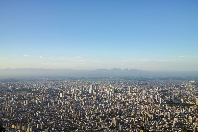 Cityscape of